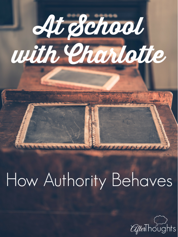 Learning how to wear our authority as parents and parent-teachers is oh so important, which is why Charlotte Mason spends an entire chapter discussing it.