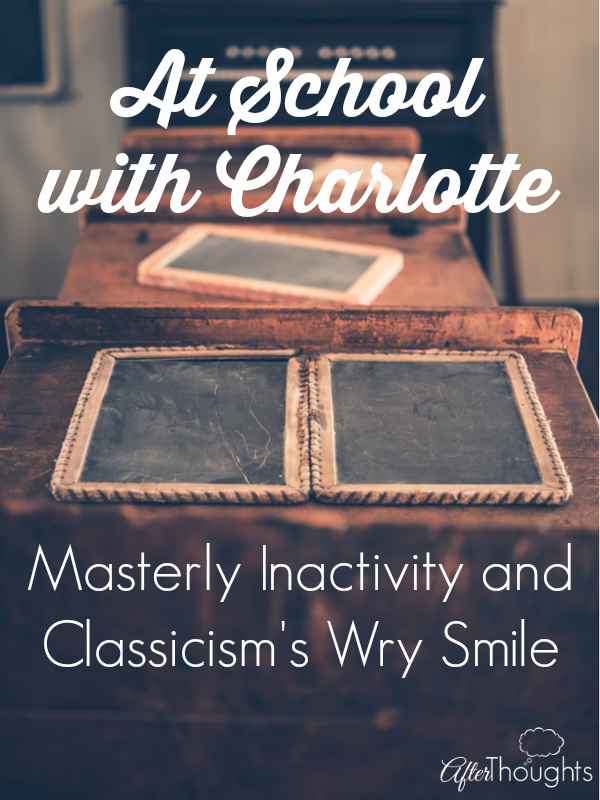 A discussion of Charlotte Mason's chapter on masterly inactivity and how this relates to oaken doors and Socrates.