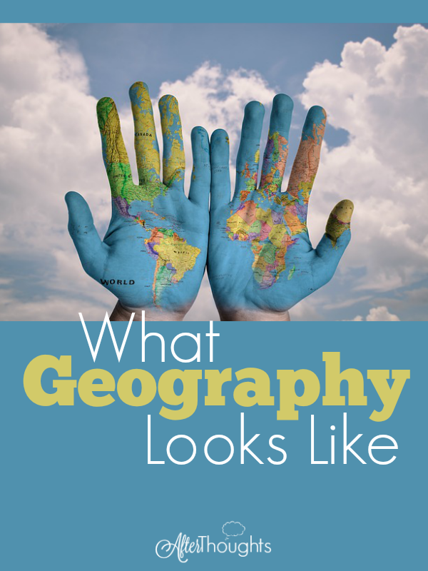 Charlotte Mason designed geography to offer children the world. Here's what that looked like.