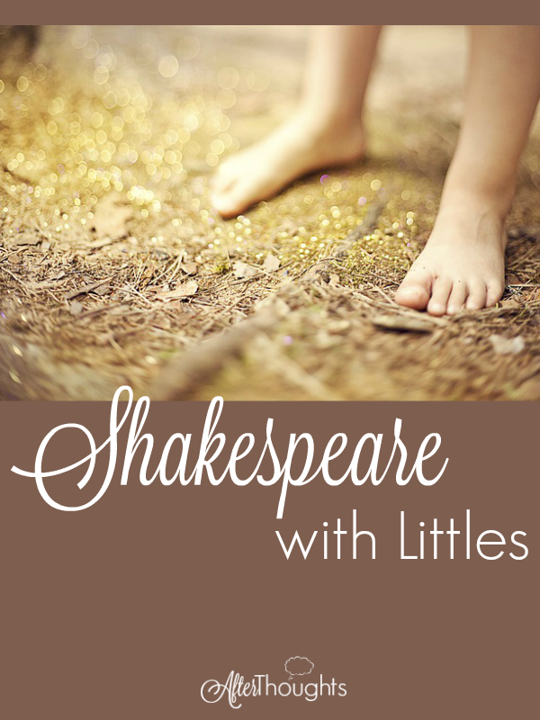 Shakespeare with Littles