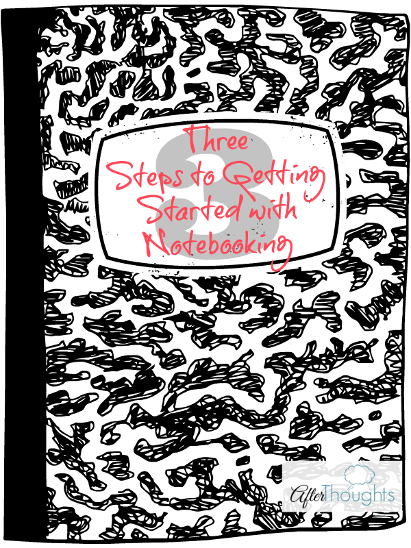 Three Steps to Getting Started with Notebooking