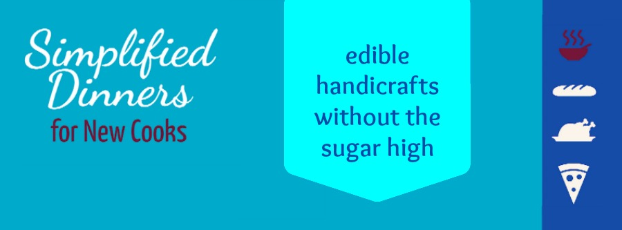 Edible Handicrafts without the Sugar High