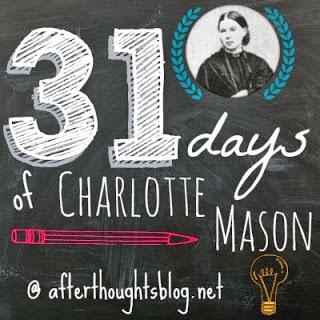 31 Days of Charlotte Mason
