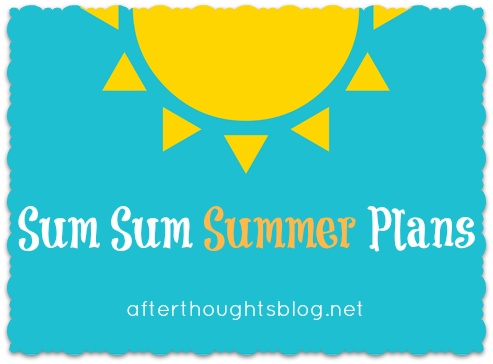 Sum Sum Summer Plans