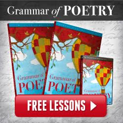 Grammar of Poetry Free Lessons