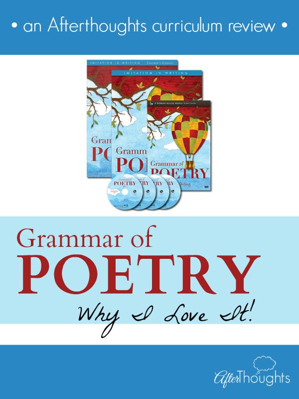 Grammar of Poetry vertical