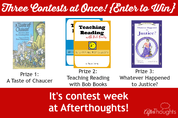 Three Contests in One Week
