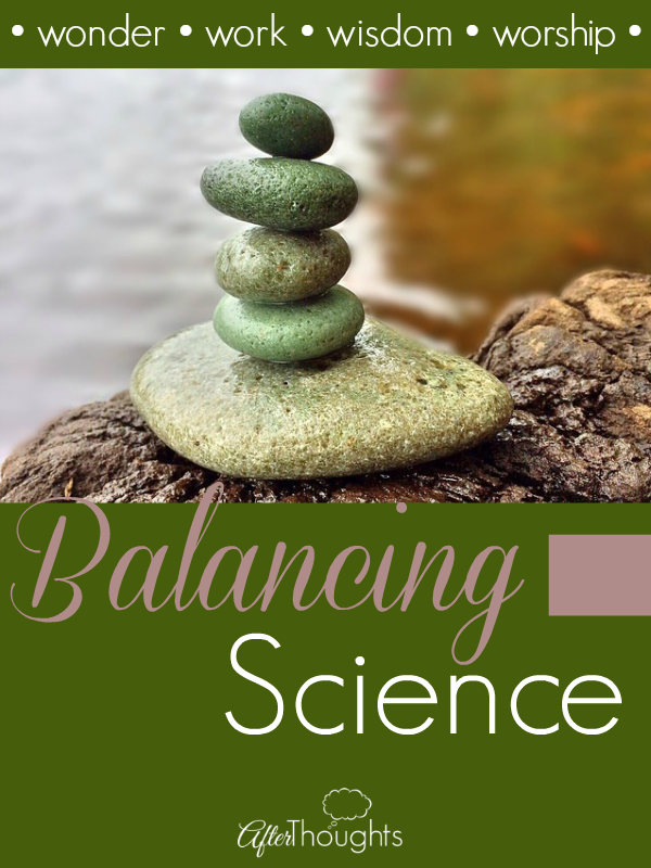 Ravi Jain discusses the 4Ws of science -- wonder, work, wisdom, and worship -- and how to balance them within the classical curriculum.