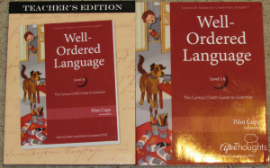 Well-Ordered Language