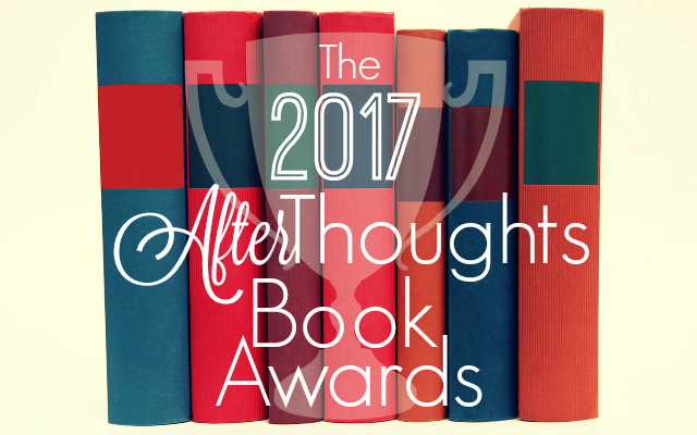 I always kick off the year with my book awards. All of the books I read last year were really quite good! Here's my list of the very best.