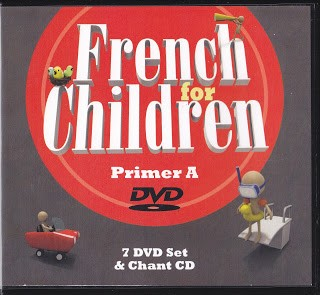French for Children DVD