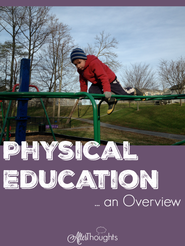 In this post, Dawn covers what physical education is and isn't, what it requires, and its connection to virtue.