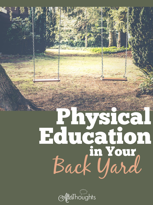 Gather some supplies and get your kids moving -- this is much easier than you think!