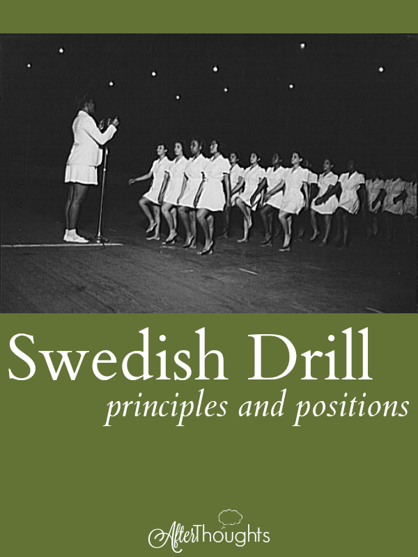Overwhelmed by the idea of Swedish Drill? Here are the basics you need to know to get through the book and get started with your children.