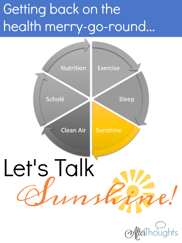 SUNSHINE is perhaps the easiest way to try to hop on the health merry-go-round. We talk sun exposure, vitamin D tests, supplements, outside time and more!