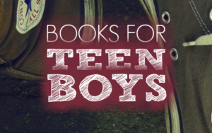 A Teen Boy's Year in Books