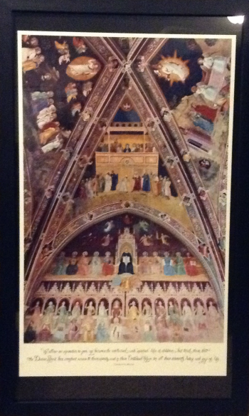 The Triumph of St. Thomas Aquinas, Charlotte Mason's Great Recognition
