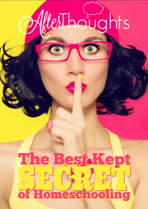 The Best Kept Secret of Homeschooling