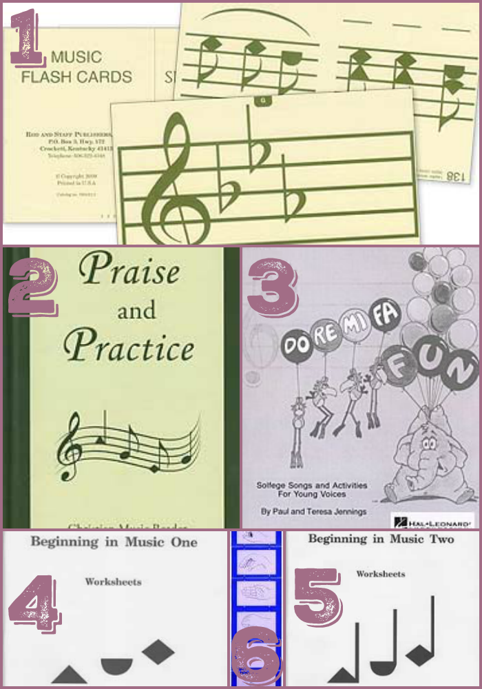 I finally found the perfect resources for teaching my children solfege and shape-note singing at home! Here's what we're using and how we're doing it.